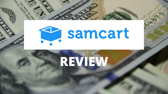 Samcart  Landing Page Software Discount Offers 2020